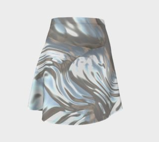 Mother of Pearl Flare Skirt preview