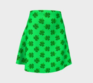 Lucky Leprechaun Flare Skirt preview