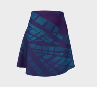 Raptor Flared Skirt preview