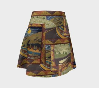 Cottonwood Nights skirt preview