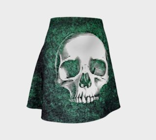 green skull preview