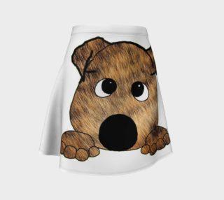 bulldog brindle peeking preview