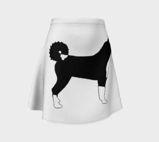 karelian bear dog color silhouette preview