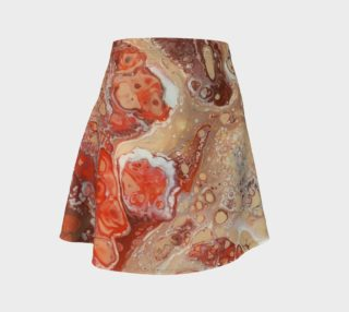 Feels Like Home Flare Skirt preview