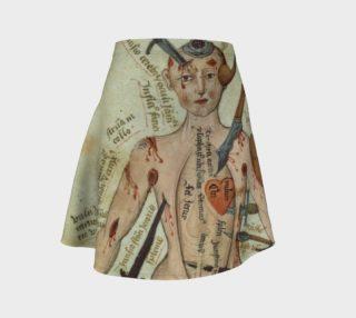 Wound Man Flare Skirt aperçu