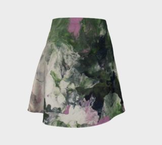Pixie Flowers Flare Skirt preview