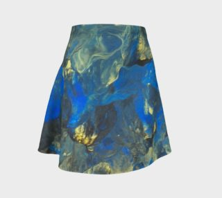 Flowers in the Sky Flare Skirt preview