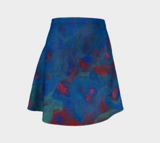 Roses of the Sea Flare Skirt preview