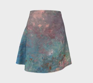 A Day At The Beach Flare Skirt preview