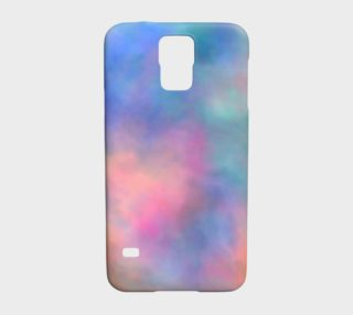 Whisperly Hues Samsung Galaxy S5 Case aperçu