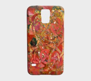 Aperçu de Autumnal Celtic Celebration, Galaxy S5 Case
