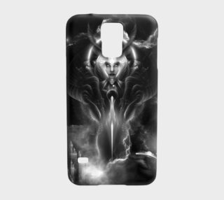 Thera Queen Of The Galaxy DGS Samsung Galaxy S5 Case preview