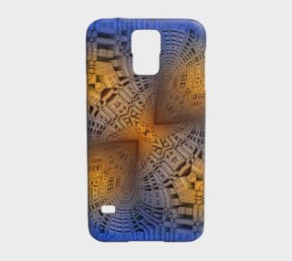 Golden Puzzle Samsung Galaxy S5 Case preview