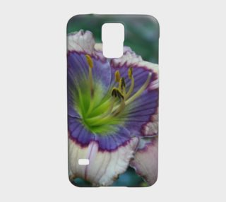 blue beetle daylily samsung galaxy case 3 s5 preview