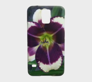 daylily samsung galaxy s5 case preview