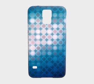 Aperçu de Aqua Samsung Galaxy S5 Case
