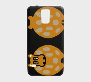 Silly Cow Samsung Galaxy S5 Case preview