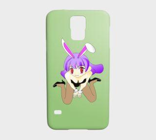 Cartoon Girl Bunny Ears Samsung Galaxy5 Case  preview