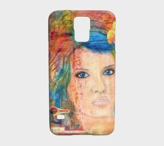 Tousled Galaxy S5 Phone Case preview