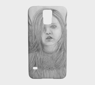 Angel Eyes - Galaxy S5 Phone Case preview