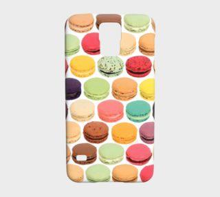 Macaron Samsung Galaxy S5 preview
