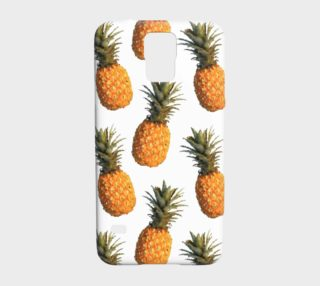 pineapple white samsung s5 preview