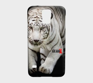 Aperçu de White Tiger Galaxy S5 Case by GearX