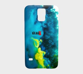 Aperçu de Abstract Salvo Galaxy S5 Case by GearX