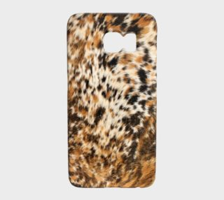 Cute Animal Leather Faux Fur Pattern preview