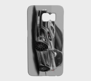 Aperçu de Porsche Cayenne Gray Artrace body-kit