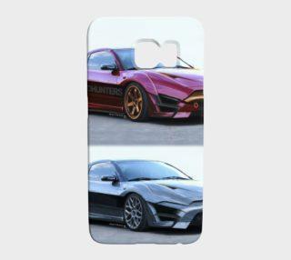 Aperçu de Mitsubishi Eclipse Artrace custom.