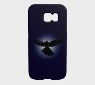 Magical raven preview