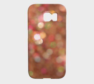 Cocoa Pink Golden Confetti preview