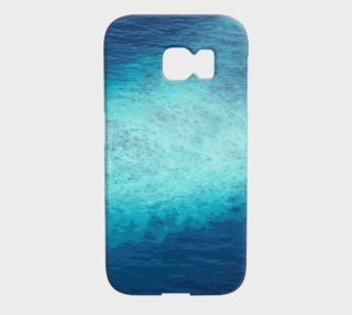 Cool Crystal Blue Sea White Sand Lagoon preview