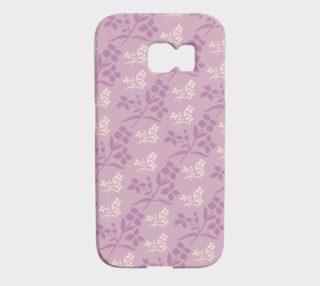 Gorgeous Purple Floral preview