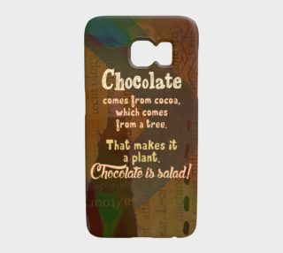 726.chocolate comes from a tree preview