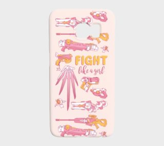 FIGHT like a girl! Galaxy S7 preview