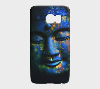 Aperçu de Bouddha bleu / Blue Buddha