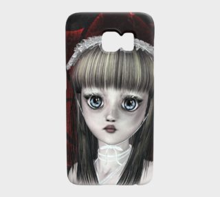 Innocent Rose phone case preview