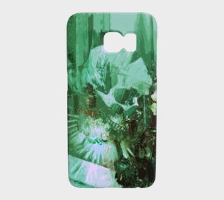 The Price of beauty gothic art phone preview