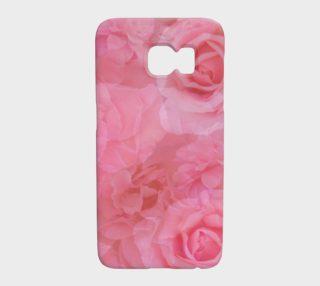 Elegant Garden Pink Rose Floral preview