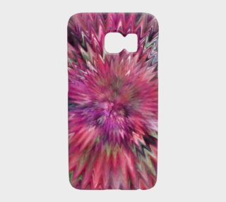 Starburst I, Summer - phone case preview