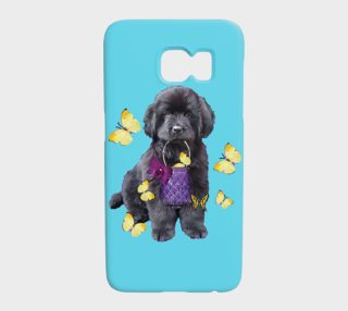 butterfly newf phone case preview