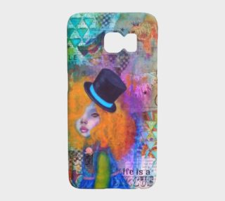 Life is a Circus - Galaxy S7 Phone Case by Danita Lyn preview
