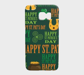 Happy St. Patrick's Day - Dark Green preview