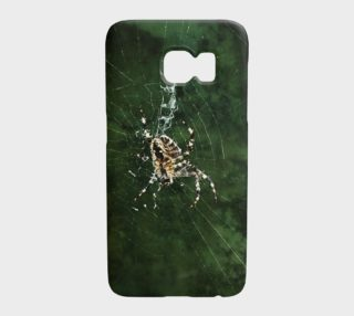 Spider Photo Galaxy S7 Case preview
