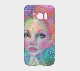 Anahalia the Mermaid Galaxy S7Edge Phone Case preview
