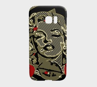 Marilyn Monroe Samsung Galaxy S7 Case  preview