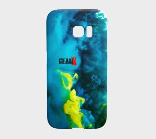 Abstract Salvo Galaxy S7 Edge Case by GearX preview