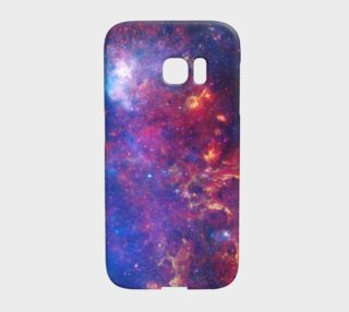 Outer Space Galaxy s7 edge Phone Case preview